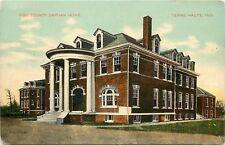 c1910 Postcard; Vigo County Orphan Home Terre Haute IN Orphanage Unposted