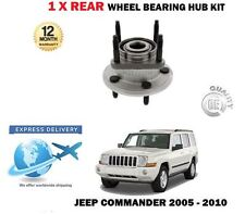 FOR JEEP COMMANDER XH 3.0DT 4.7 5.7 2005-2010 1 X REAR WHEEL BEARING HUB KIT