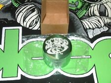Sleep Laser Engraved Anodized Metal Herb Grinder Band Clarity Astronaut