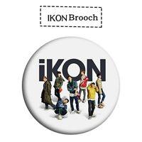 New KPOP IKON RERURN Badge Brooch Chest Pin Souvenir Gift