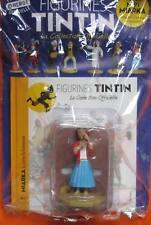 FIGURINE RESINE TINTIN MIARKA LA PETITE BOHEMIENNE NUMERO 91