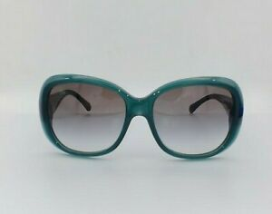 CHANEL 5248 1269/S3 GREEN /GREY GRADIENT LENS SUNGLASSES 59-16-135mm Italy
