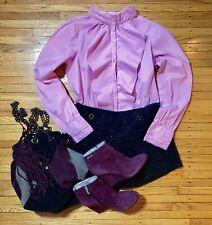 3544f3015cbd5d Simply Chloe Dao Button Down Blouse Pink Size XS