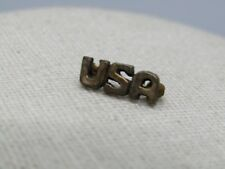 """Tone, 1/2"""" wide Vintage Usa Pin, Gold"""