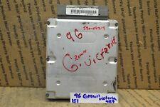 1996 Ford Crown Victoria Engine Control Unit ECU F6AF12A650AB Module 151-4AB