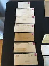 Abraham Lincoln Purple 4 Cent US Stamps Lot Of 94