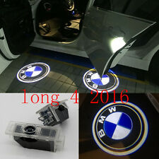 No Drill CREE Door Ghost Shadow Projector Lights For BMW 1 3 5 7 Series X3 X5 X6