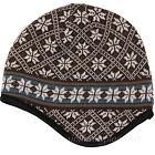 Kids Beanie Unisex Boys, Girls Knit Beanie Hat Layered Winter Cap