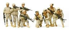Tamiya 32406 1/35 Scale Model Kit U.S Modern Infantry Figure Set(Iraq War)