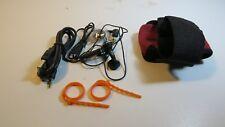 Accesorios para MP3 Dolphin set auriculares ¡ cargador usb ¡ funda de brazo brid