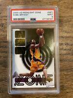 2000 UD Highlight Zone Kobe Bryant #HZ1 , PSA (9) Mint, Low PSA Pop Of (4) Mamba