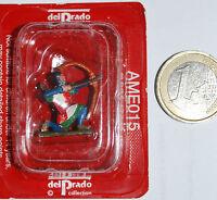 Soldier Siege a Castello Medieval AME027 Del Prado Scale 1-72