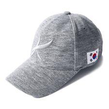 New North Face 2018 Asian Game Korean Tem K Logo Adjustable Cap/Hat - Gray