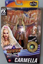 Wwe Elite Collection Carmella Action Figure Mattel Summer Slam 86 2021