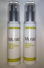 2x Murad INTENSIVE AGE-DIFFUSING SERUM NEW NO BOX 1oz /30ml