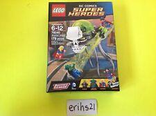 LEGO Super Heroes 76040 Brainiac Attack Martian Superman Supergirl Brand New