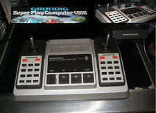 Grundig Super Play equipo 4000 interton VC 4000 rareza 1978 ALT plus juegos