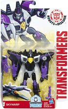 Transformers Robots in Disguise Skywarp Warrior Action Figure