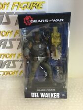 "Gears OF WAR 4 del Walker 7"" McFarlane ACTION FIGURE"