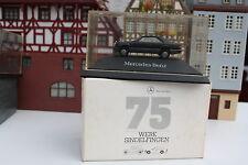 """MB 300 CE """"75 Jahre Werk Sindelfingen"""" in PC-Box+OVP(Herpa/KB/Hö/PC 100-101"""