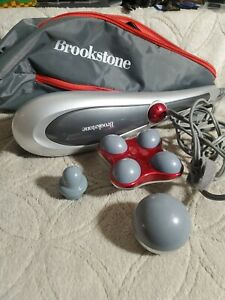 BROOKSTONE Active Sport Variable Speed Personal Body Massager F-271TESTED