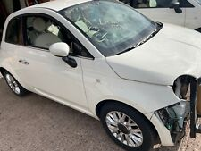 Fiat 500 popstar damage repairable CAT S 2015 sold as seen