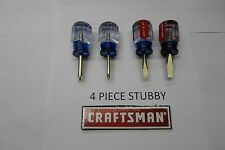 CRAFTSMAN 2 PIECE STUBBY PHILLIPS AND SLOTTED #1 X 1-1/2 3/16 X 1-1/2