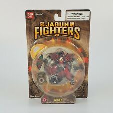 2003 Bandai Jagun Fighters ~ Gidan with Stone Fighter ~ New Sealed