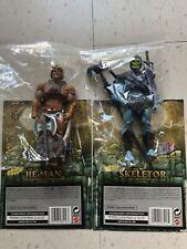 Masters Of The Universe Classics Loose Complete Original He-Man Skeletor Lot
