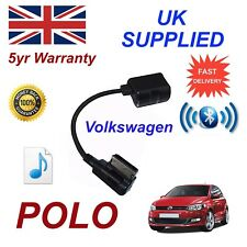 VW Polo Bluetooth Music Streaming Module, For iPhone HTC Nokia LG Sony MY2009+