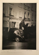 1945 Harold Fialkoff Photograph of Allied-occupied Austria
