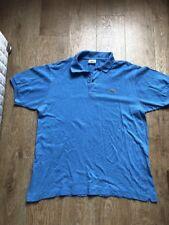 Lacoste Polo Shirt Size Large Men's