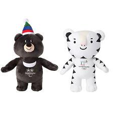 2018 Korea Pyeongchang Winter Olympics Soohorang Bandabi Mascot Doll Olympic Set