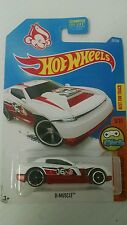 2014 HOT WHEELS D-MUSCLE (WHITE) DIGITAL CIRCUIT 29/250