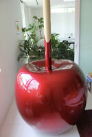 Huge 'Candy Apple' Original Space Age Mod Pop Art Sculpture Mid Century Modern