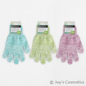 "1 ECOTOOLS Bath & Shower Exfoliating Gloves Body Spa - 1 Pair ""ET-7423"" Joy's"
