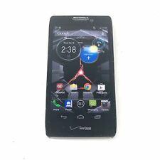 Motorola Droid Razr Maxx HD 32GB Black Verizon Android Smartphone XT926 Read