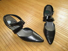 Chaussure/Escarpin Noir,en cuir,T38,marque Paul Green,NEUVE!