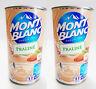Nougat Creme Pudding Dessert au Praliné Mont Blanc IM SPARANGEBOT 2 x 570g Dose