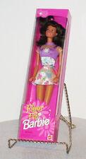 1996 Flower Fun Barbie, Teresa Doll From Mattel NRFB