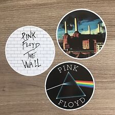 Pink Floyd The Dark Side Of The Moon The Wall Animals Vinyl Sticker Set