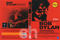 BOB DYLAN - Heartbreakers Live In Australia (1986)  DVD NEW