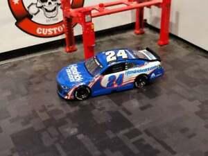 Custom 2020 #24 William Byron Hendrickcars.com 1:64 nascar diecast