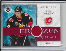 06-07 Artifacts Chuck Kobasew Frozen Artifacts Patch #d/35