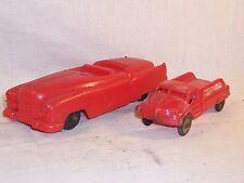 Vintage 50's Thomas Toys Truck Car Hard Plastic Great Vintage Kids Room Decor