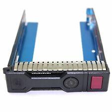"HP 651314-001 SAS SATA LFF 3.5"" Hot-Swap Hard Drive Tray Caddy G8 G9 GEN8 GEN9"