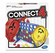 Hasbro Connect 4 Game for kids ages 6+ New In Box Free Shipping