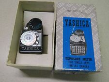 Vintage Yashica Exposure Meter with Original box No. 18507