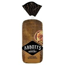 Abbott's Village Bakery Farmhouse Wholemeal Bread 750g