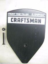 Craftsman Garden Tillers Parts eBay